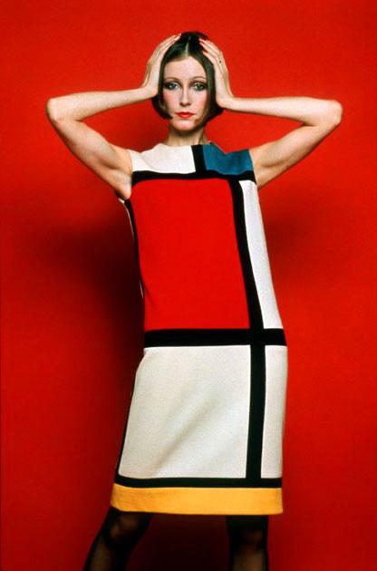 Robe « Première » par Yves Saint Laurent, 1965