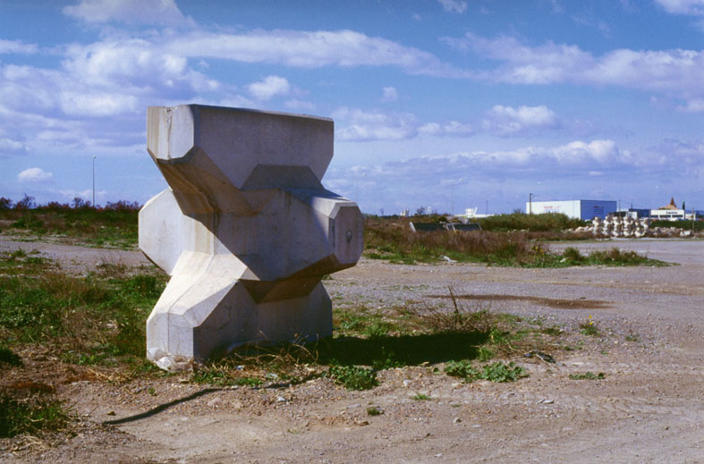 Les formes du repos n°5, 2002